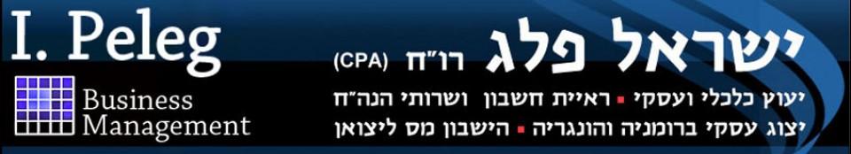"""רו""""ח ישראל פלג"""